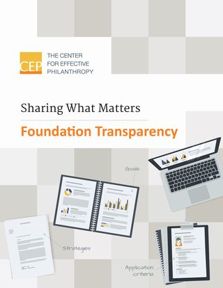 CEP_Foundation-Transparency_cover