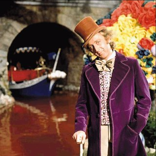 Willy Wonka & River