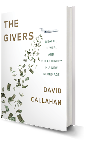 The Givers - Book Jacket