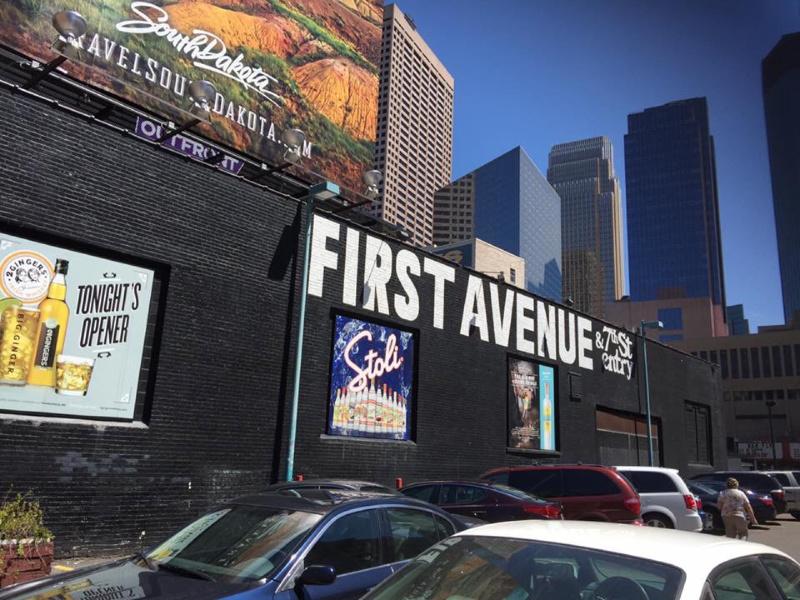 Prince First Avenue & 7th St - Tenaja