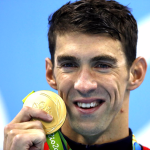 Michael Phelps Rio PHOTO