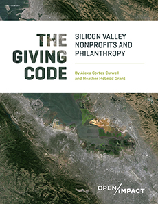 Giving Code Report Cover