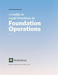 Foundation-good-practices-report cover