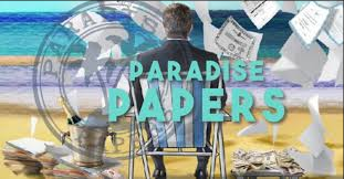 Paradise Papers graphic