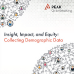 PEAK Grantmaking report