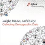 PEAK Grantmaking report