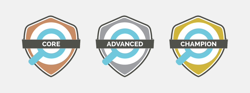 Learn About the Transparency Badges