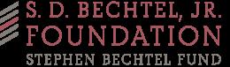 S. D. Bechtel, Jr. Foundation logo